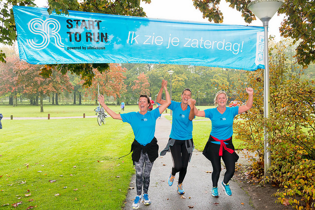start to run najaar 2015 2